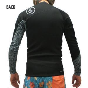 VOLCOM/ボルコム NEO REVO JACKET BLACK メンズ長袖タッパー 男性用サーフィン用ウェットスーツ 送料無料!! surfingworld 04