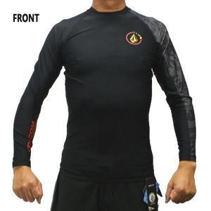 VOLCOM/ボルコム メンズ長袖ラッシュガード KONA L/S RASHGUARD BLK UPF50+ 男性用水着 UVカット 19|surfingworld|03