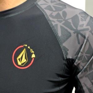 VOLCOM/ボルコム メンズ長袖ラッシュガード KONA L/S RASHGUARD BLK UPF50+ 男性用水着 UVカット 19|surfingworld|06