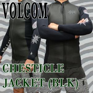 VOLCOM/ボルコム CHESTICLE JACKET B...