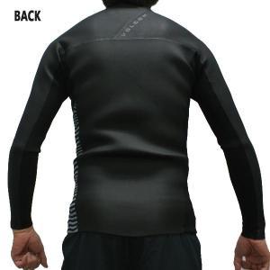 VOLCOM/ボルコム STONE ZIP JACKET BLACK メンズ長袖タッパー 男性用サーフィン用ウェットスーツ 送料無料!! surfingworld 03