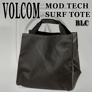VOLCOM/ボルコム MOD TECH SURF TOTE BLC 55L 防水 トート バッグ 収納 鞄 surfingworld