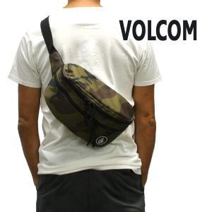 VOLCOM/ボルコム APAC S32018 WAIST PK CAM ボディバッグ ウェストバッグ 肩掛けかばん ヴォルコム VOLCOMSTONE [返品、交換及びキャンセル不可]|surfingworld