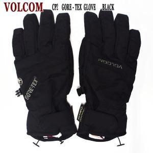 値下げしました!VOLCOM/ボルコム CP2 GORE-TEX GLOVE BLACK GORE-...