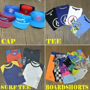 VOLCOM/ボルコム 福袋! ビーチに直行!サーフパンツ+サーフTシャツ+半袖Tシャツ+CAPの合計4点セットで送料無料の9800円|surfingworld|02