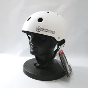 187 KILLER PADS PRO SKATE HELMET スケート プロテクター ヘルメット WHITE surfup-itami