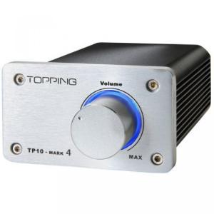 カーオーディオ システム セット TOPPING TP10MK4 MKIV TP-MARK4 Tripath TA2024 Class T-AMP Digital Amplifier 正規輸入品