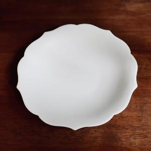 有田焼 JICON 磁今 桔梗 取り皿 大治将典デザイン φ152×h25|surouweb