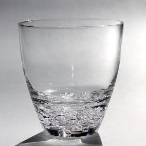 スガハラ グラス 3type of bubbles 3種の泡  オールドグラス クリア|surouweb