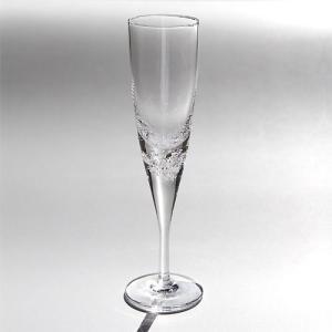 スガハラ グラス 3type of bubbles 3種の泡  フルート|surouweb