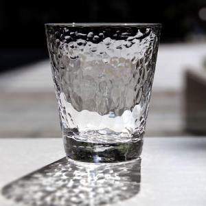 スガハラ グラス dimple  ディンプル  オールドグラス クリア|surouweb