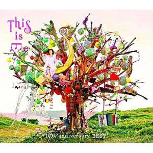 CD/絢香/THIS IS ME〜絢香 10th anniversary BEST〜 (3CD+DV...