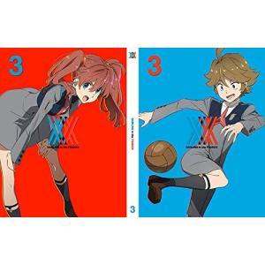 ダーリン・イン・ザ・フランキス 3(Blu-ray) (本編Blu-ray+特典DVD) (完全生産...