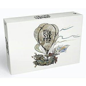 CD/Kis-My-Ft2/BEST of Kis-My-Ft2 (3CD+DVD) (初回盤B)|surprise-flower