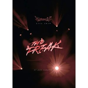 "★DVD/FREAK/FREAK Live 2019 ""THE FREAK"" at Zepp Fuk..."