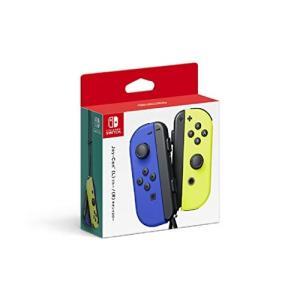 【送料込み】 【お取り寄せ】 ニンテンドー/Joy-Con(L) ブルー/(R) ネオンイエロー/Nintendo Switchパーツ|surprise-flower