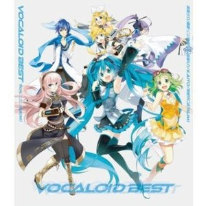 CD/オムニバス/VOCALOID BEST from ニコニコ動画(あお)
