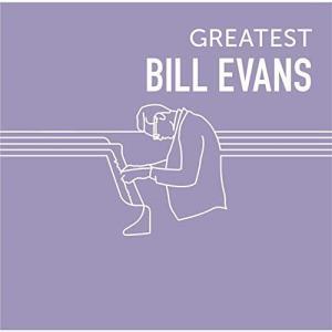 CD/ビル・エヴァンス/GREATEST BILL EVANS (解説付)
