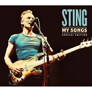 CD/スティング/マイ・ソングス スペシャル・エディション (SHM-CD) (解説歌詞対訳付)