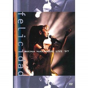 DVD/中森明菜/中森明菜 live '97 felicidad (期間限定版)|surprise-flower