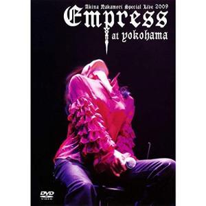 DVD/中森明菜/Akina Nakamori Special Live 2009 Empress at Yokohama (期間限定版)|surprise-flower