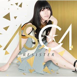 RESISTER (CD+DVD) (初回生産限定盤) ASCA 発売日:2019年2月27日 種別...