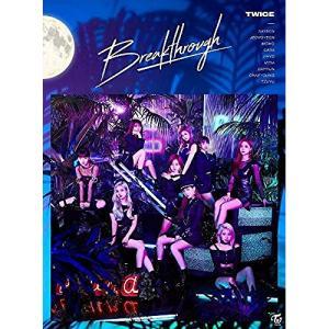 ▼CD/TWICE/Breakthrough (CD+DVD) (歌詞ブックレット) (初回限定盤A)
