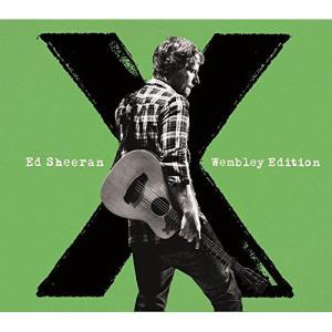 X(マルティプライ)ウェンブリー・エディション (CD+DVD) (解説歌詞対訳付) エド・シーラン...