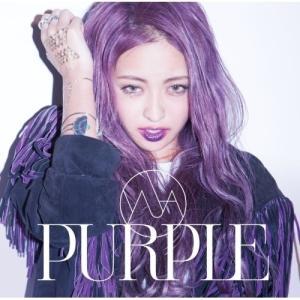 PURPLE (通常盤) YU-A 発売日:2015年3月18日 種別:CD