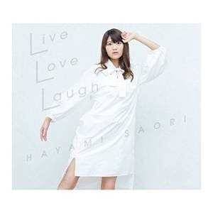 ★CD/早見沙織/Live Love Laugh (CD+Blu-ray)