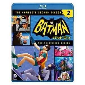 ★BD/海外TVドラマ/バットマン TV(セカンド・シーズン)コンプリート・セット(Blu-ray)