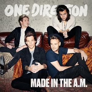【大特価セール】 CD/ワン・ダイレクション/Made in the a.M. (輸入盤)|surpriseweb
