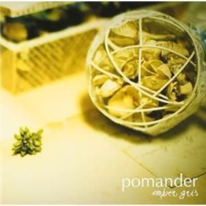 CD/amber gris/pomander (通常盤)