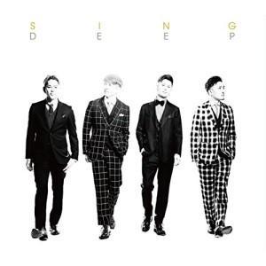 SING (CD+DVD) (初回生産限定盤) DEEP 発売日:2018年2月28日 種別:CD
