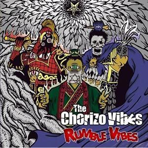CD/The Chorizo Vibes/RUMBLE VIBES