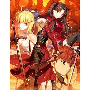 Fate/stay night(Unlimited Blade Works) Blu-ray Dis...