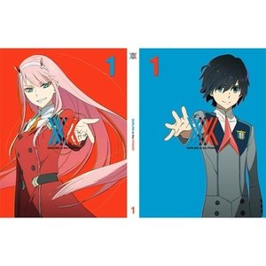 ダーリン・イン・ザ・フランキス 1 (DVD+CD) (完全生産限定版) TVアニメ 発売日:201...