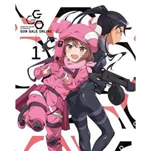 ソードアート・オンライン オルタナティブ ガンゲイル・オンライン 1(Blu-ray) (Blu-r...
