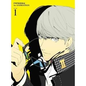 ペルソナ4 VOLUME 1(Blu-ray) (Blu-ray+CD) (完全生産限定版) TVア...