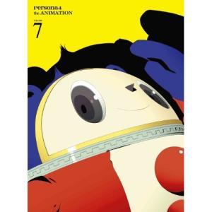 ペルソナ4 VOLUME 7(Blu-ray) (Blu-ray+CD) (完全生産限定版) TVア...
