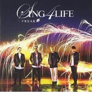 SING 4 LIFE (CD+DVD+スマプラ) (初回生産限定盤) FREAK 発売日:2015...