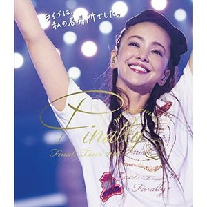 BD/安室奈美恵/namie amuro Final Tour 2018 〜Finally〜(東京ド...
