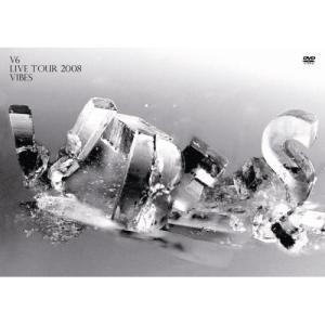 DVD/V6/V6 LIVE TOUR 2008 VIBES (ジャケットB) (通常版)