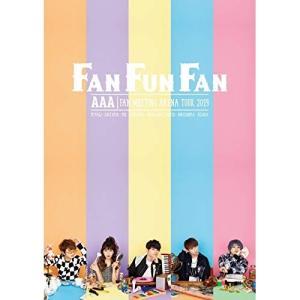 DVD/AAA/AAA FAN MEETING ARENA TOUR 2019 -FAN FUN FAN- (本編ディスク+特典ディスク(スマプラ対応))