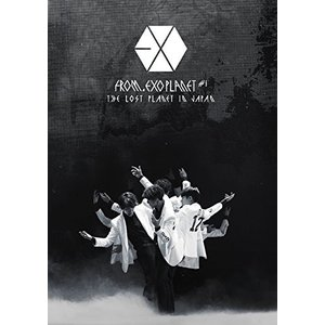 DVD/EXO/EXO FROM. EXOPLANET#1 - THE LOST PLANET IN JAPAN (通常版) surpriseweb