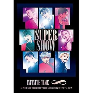 DVD/SUPER JUNIOR/SUPER JUNIOR WORLD TOUR SUPER SHO...