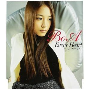 Every Heart-ミンナノキモチ- (CCCD) BoA 発売日:2002年3月13日 種別:...