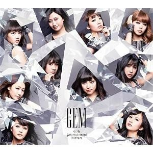 Girls Entertainment Mixture (2CD+Blu-ray) GEM 発売日:...