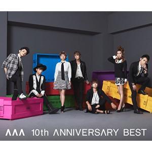 AAA 10th ANNIVERSARY BEST (2CD+DVD) (通常盤) AAA 発売日:...