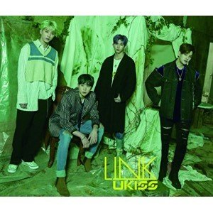 CD/U-KISS/LINK (CD+2Blu-ray(スマプラ対応))